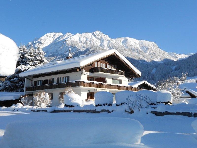 Haus Traufberg Winter 2012