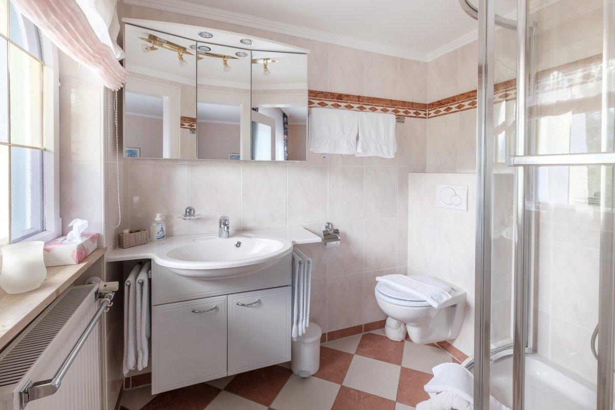 Haus uhlenhorst - Badezimmer franzosisch ...