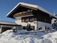 Haus Wiesenblick im Winter 2012