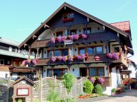 Haus Bergblick Südseite