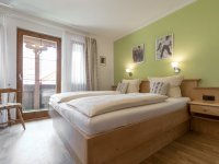 Haus Bergblick - Nebelhorn-Schlafzimmer