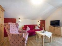 Haus Bergblick - Nebelhorn-Wohnzimmer