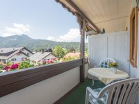 Haus Bergblick - Nebelhorn-Balkon