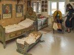 Historisches Schlafzimmer