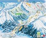 Nebelhorn - Pistenplan
