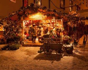 Weihnachtstmarkt in Bad Hindelang