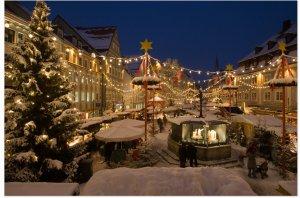 Weihnachtsmarkt in Kempten