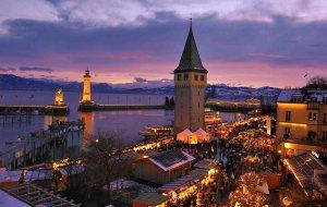 Hafenweihnacht in Lindau