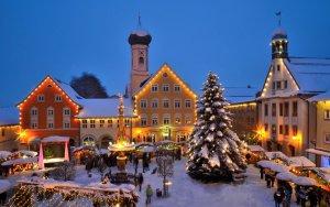 Weihnachtsmarkt in Immenstadt