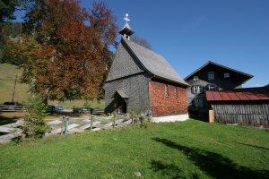 Kapelle St. Anna in Rohrmoos
