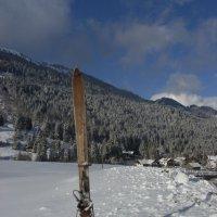 Genau Ski und Rodel gut bei uns am Heubethof
