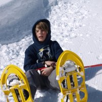 Schneeschuhtour Heubethof