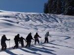 Schneeschuhtour Outdoor Robby