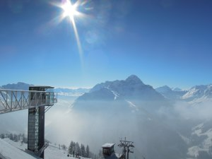 Panoramaaufzug Walmendingerhorn