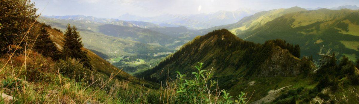 Sommer-Special im Himmelreich Kleinwalsertal