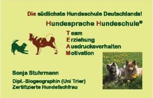 Hundeschule und Wanderungen in der Umgebung