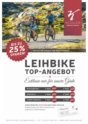 Leihbike TOP-ANGEBOT