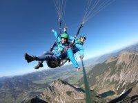 Oberllgäu Paragliding Himmelsritt