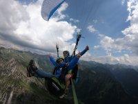 Freude Paragliding Oberstdorf Himmelsritt