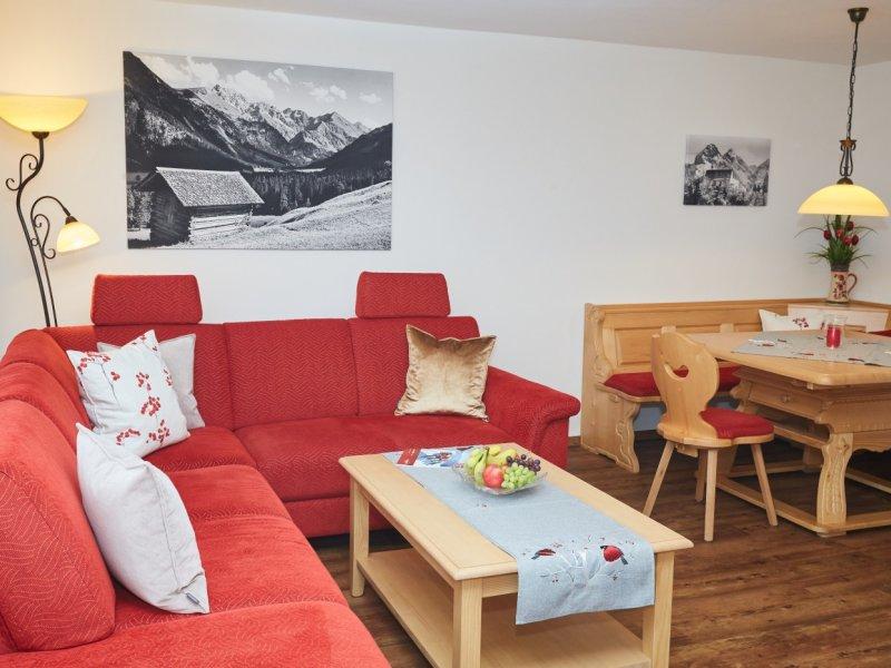 Wohnzimmer Whg.4