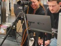 Making Off Foto-Shooting Team högerle