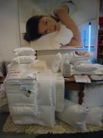 Unsere Auswahl an Decken und Kissen für Sie