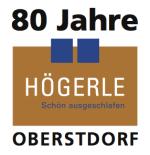 Högerle - 80 Jahre