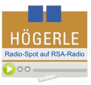 Radio-Spot auf RSA Radio