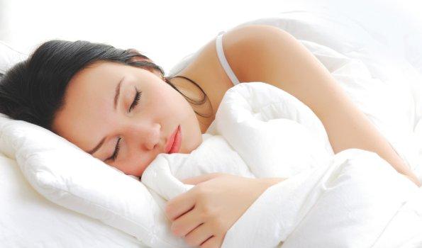 Angenehmen Schlaf