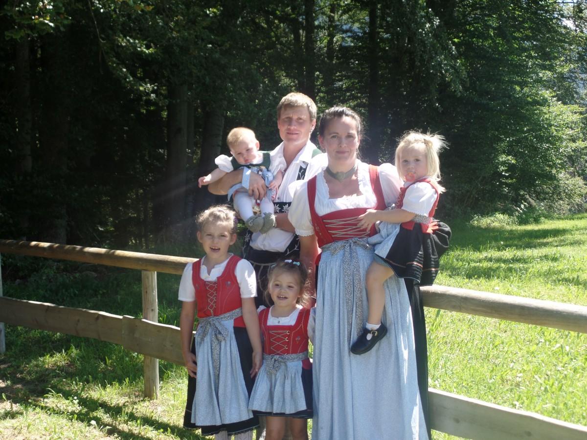 Familie Schwarz Sommer 2016