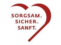 Sorgsam - Sicher - Sanft Logo