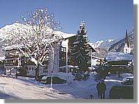 Hotel Gasthof Adler im Winter