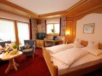 Alpenruhe Doppelzimmer