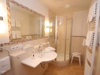 Alpenruhe - Badezimmer Doppelzimmer