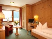 Einzelzimmer mit Balkon Alpenruhe