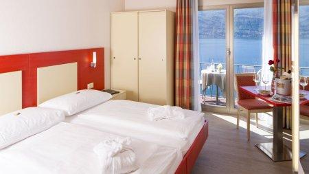 Hotelzimmer Hotel Arancio Lago Maggiore