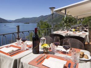 Hotel Arancio - Ascona - Seeterrasse