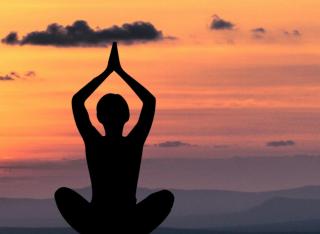 Yoga im Hotel Arancio