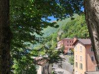 Das Hotel Arancio am Lago Maggiore