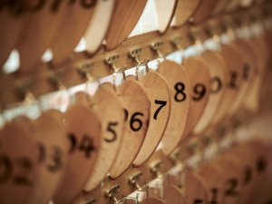 Zimmerschlüssel