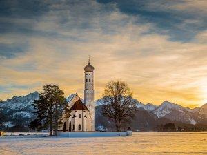 Allgäu-Winter