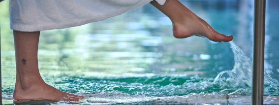 Wellness-Fuß