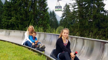 Sommerrodelbahn am Tegelberg