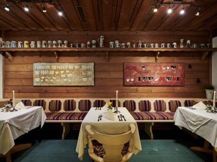Restaurant im Hotel Bannwaldsee