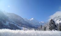 Das Winterparadies Birgsau