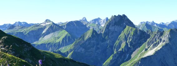 Bergwelten erleben