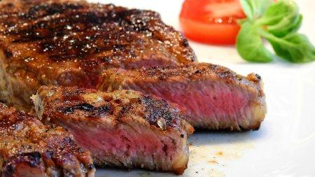 Restaurant s' Fleischhisle Steak
