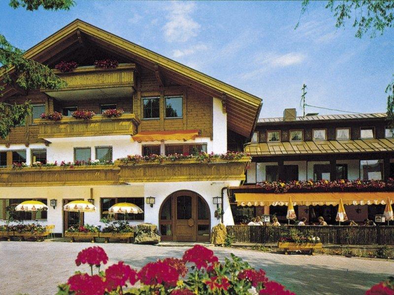 Hotel Jörg Aussenansicht