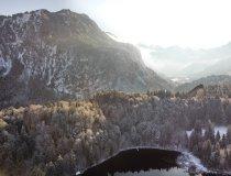 Winterstart am Freibergsee