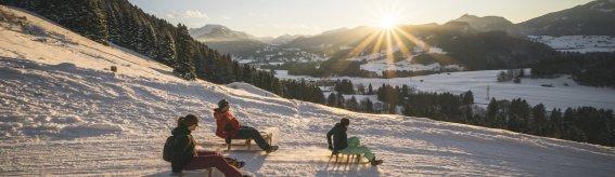 Rodeln Gaisalpe 3 © Eren Karaman Tourismus Oberstdorf